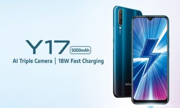 Vivo Y17 Smartphone Launched in India with Triple Rear AI Camera at INR 17,990