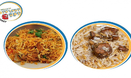 Hello Biryani Hai– A Food Store for Biryani lovers in Delhi NCR