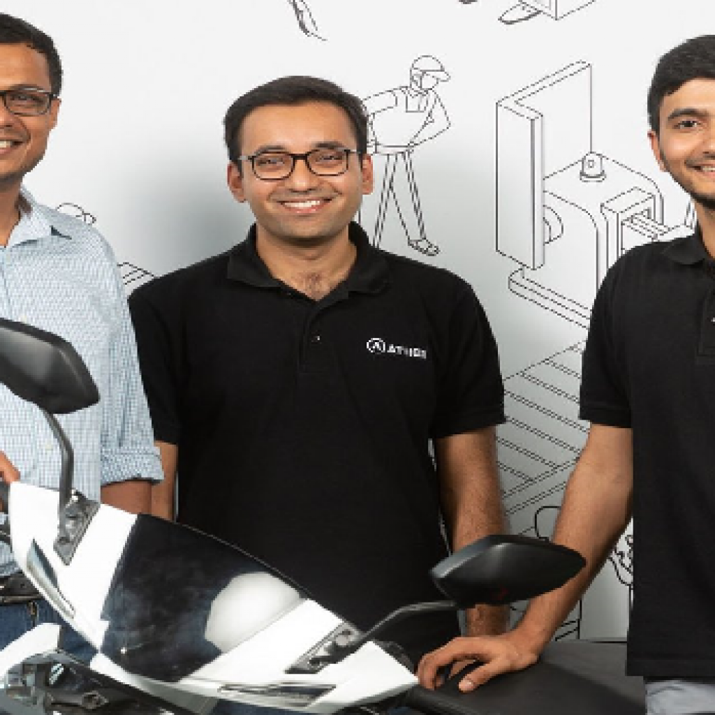 Ather Energy Raises $51 million funding led by Sachin Bansal