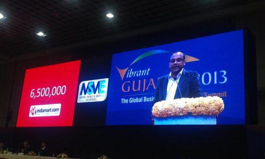Online Platform Indiamart IPO subscribed 36 times