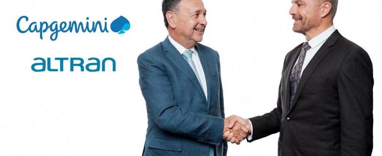 Capgemini will Acquire Altran Technologies For $4.1 billion