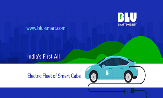 Blu Smart Mobility raises USD 2.2 million