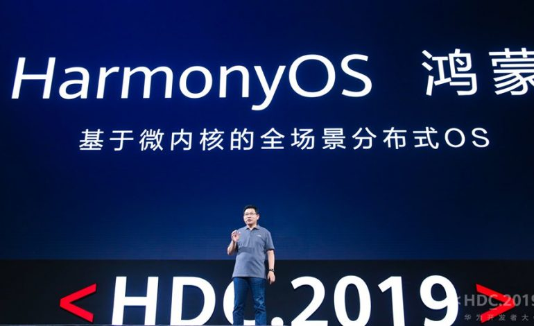 Its Official, Huawei Launches Its Own Operating System HarmonyOS