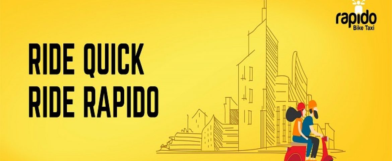 Rapido Raises $54 Million funding From Westbridge & others