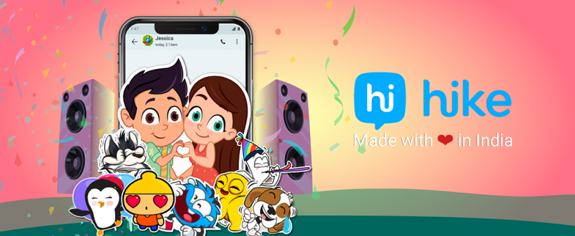 Hike Launches Web Version of its Chat Application