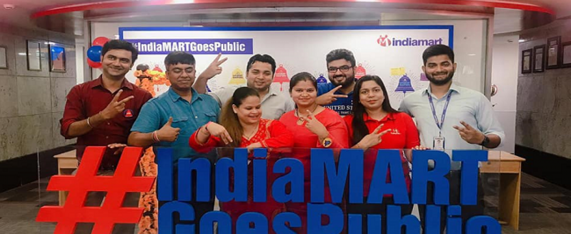 Indiamart posts profit of $4.5 million in Q1, FY'20