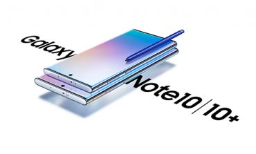 Samsung Galaxy Note 10, 10+ Smartphone Launched in NewYork