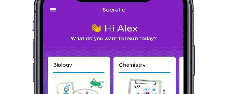 Google Acquires Socratic, Launched iOS app