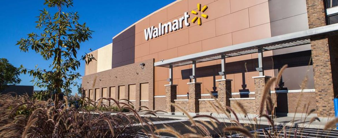 Walmart keep selling guns despite shooting incident at its stores