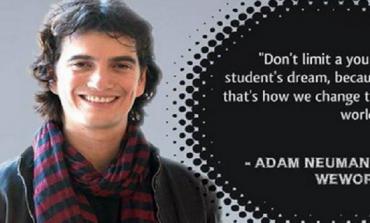 WeWork CEO Adam Neumann decided to Step down