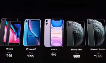 Apple Launched iPhone 11, Offers 1 year Service Free