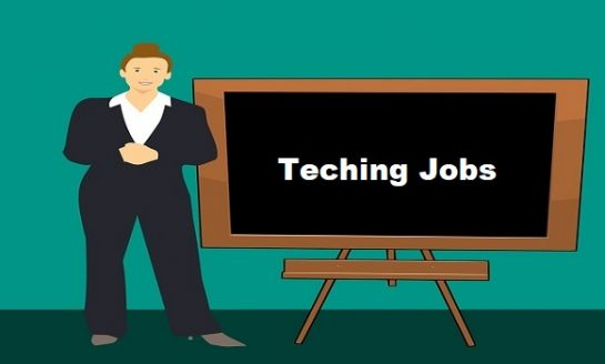 Demand for Teaching Jobs Grows in India