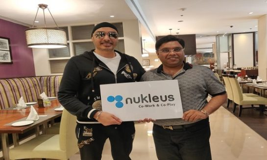 Bollywood Singer Sukhbir Singh Make its fifth Investment, Invest in a Coworking Startup